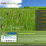 Anglia Green Pages Web Portal