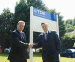 TDK-Lambda UK signs Aspen Electronics