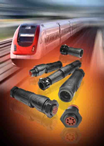 AE 395 Deutsch Quick Connect for rail industry available from Aerco LOW RES