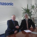 RS Components and Panasonic sign new European distribution agreement