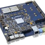 Mini-ITX embedded motherboard