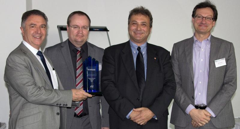 SILICA ST Award