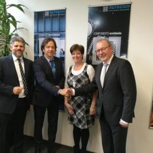 Rutronik, Fischer Elektronik Seal Global Deal