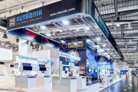 Rutronik Doubles Up At embedded world
