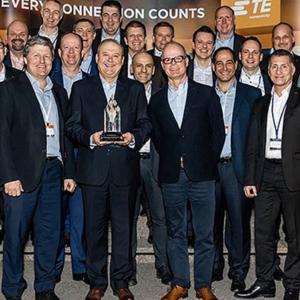 Arrow Electronics Scoops TE Awards