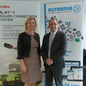 Rutronik, Molex Seal UK/Ireland Distribution Deal