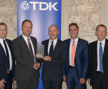 TTI Wins TDK Europe Senten Manten Award