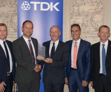 TTI Wins TDK Europe Senten Manten Award