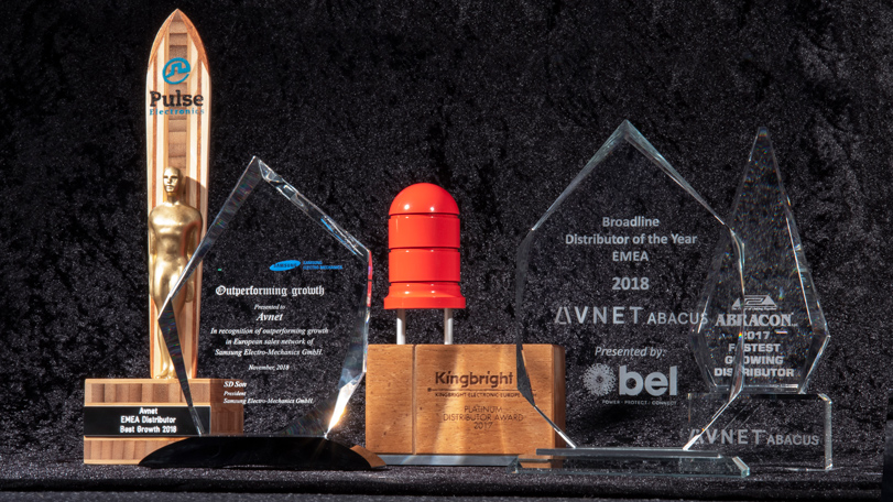 Suppliers Shower Awards On Avnet Abacus