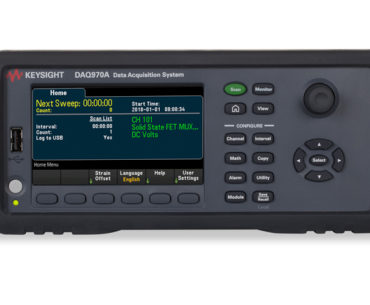 Farnell Adds Keysight Data Acquisition System