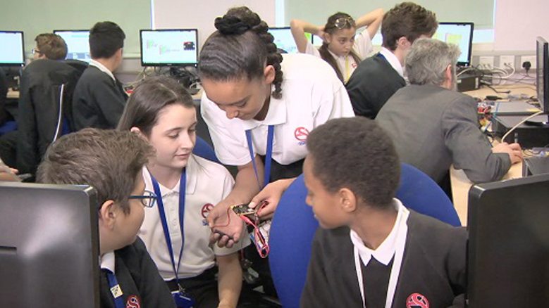 Students Inspired By element14 micro:bit Giveaway