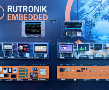 Rutronik Plays Strong Technology Hand at embedded world