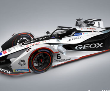 Mouser Renews Formula E Sponsorship