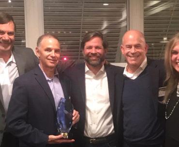 Digi-Key Wins TE Global Award