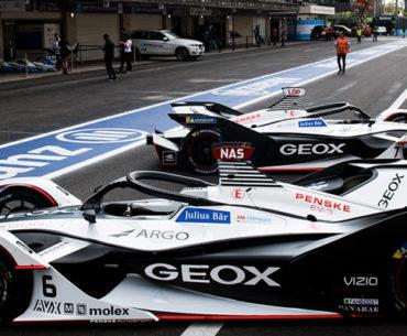 Mouser Formula E Team Heads To Hong Kong