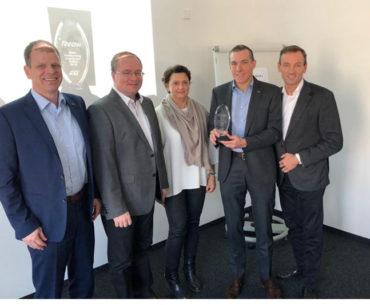 Arrow Scoops ST EMEA Award