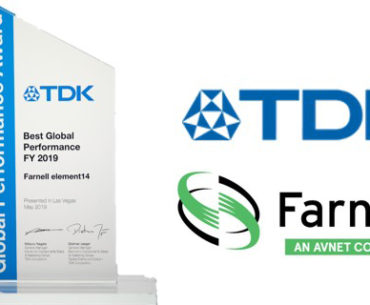 Premier Farnell Tops TDK Global Network
