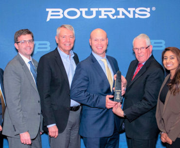 Mouser Scoops Bourns e-Commerce Award
