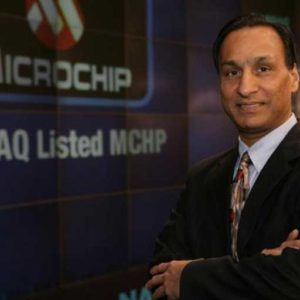 Resilient Microchip Eyes Market Recovery