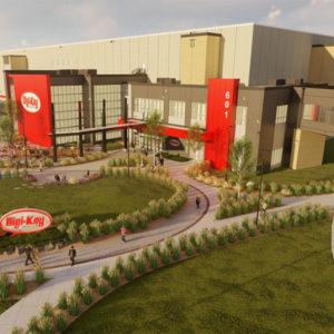 Digi-Key Distribution Centre Build Moves To Next Stage