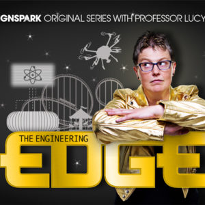 RS Components Assigns Professor Rogers To Investigate 'The Engineering Edge'