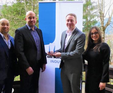 Farnell Wins Panasonic's High Service Accolade