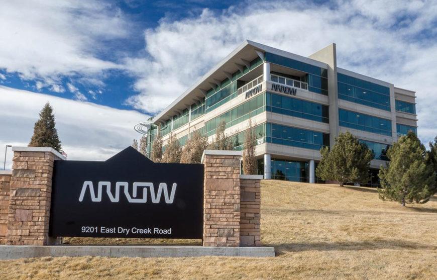 Arrow Sales Fall 7% In Q4