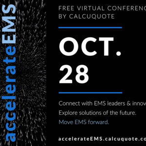 CalcuQuote Sets Date For EMS Webinar