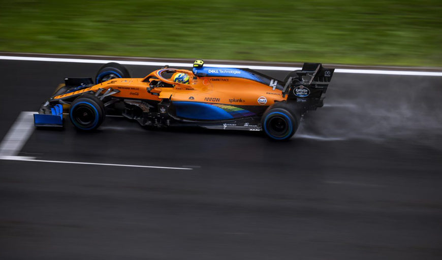 Arrow, McLaren Renew F1 Partnership