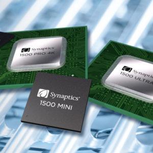 EBV Elektronik Signs Synaptics