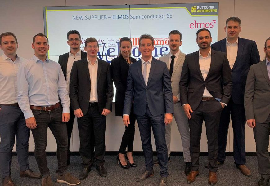 Elmos Deal Adds To Rutronik's Automotive Offering