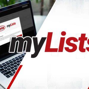 Digi-Key Aids Customers With myLists Launch