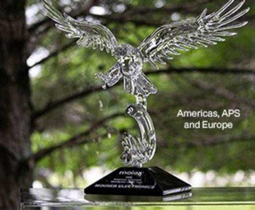 Mouser Scoops Molex Global Awards