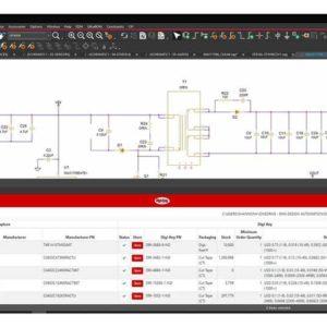 Digi-Key, EDA Design Automation OrCAD Tie-Up Aids Engineers